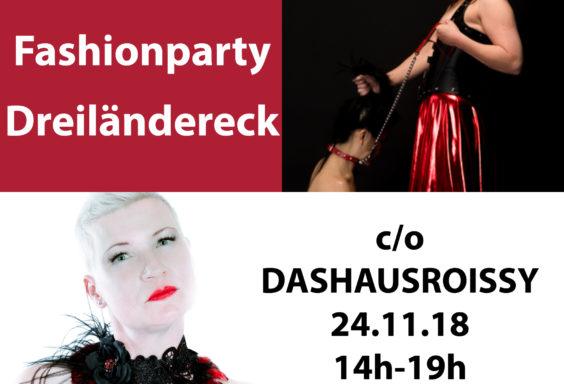 SiaLinda Fashionparty Dreiländereck 24.11.18
