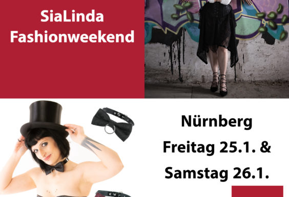 SiaLinda Fashionparty Nürnberg Jan 2019