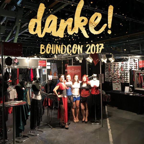 SiaLinda BoundCon 2017