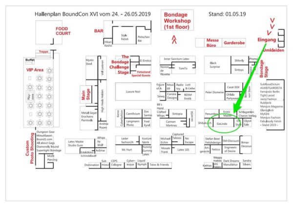 SiaLinda BoundCon Standplan