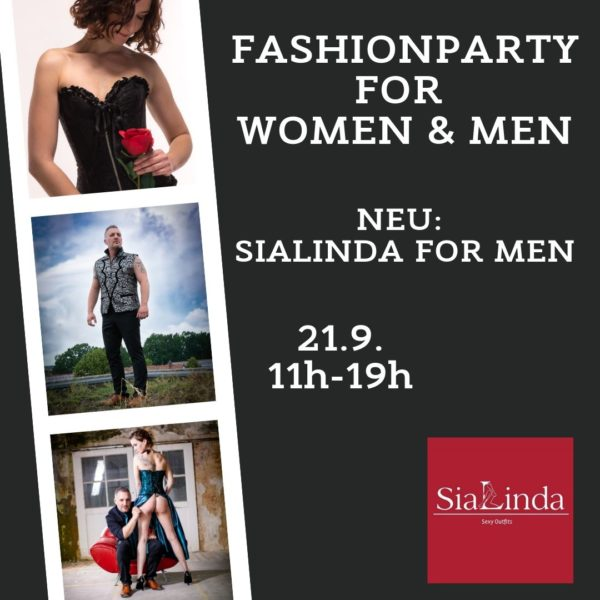 Fashionparty for Women and Men