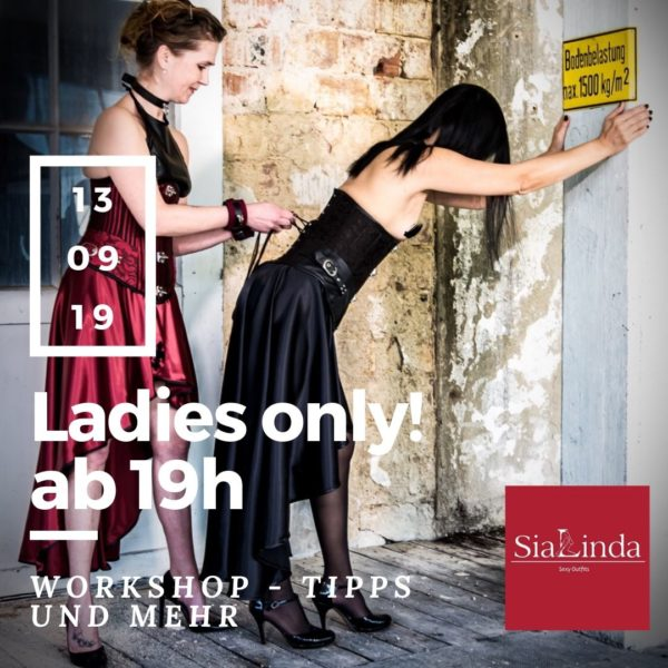 SiaLinda Event: Ladies only!