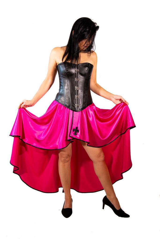 SiaLinda Satinrock Cosmea pink