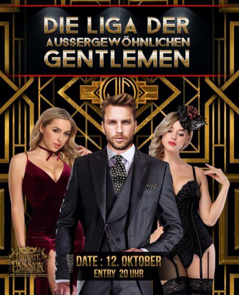 Liga der außergewöhnlichen Gentlemen