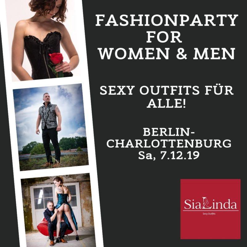 SiaLinda Berlin 7.12.19