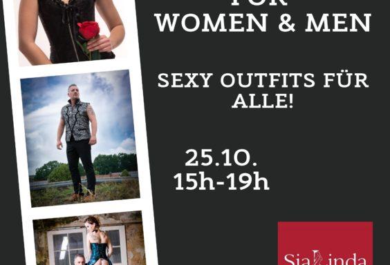 SiaLinda Fashionparty 25.10.19
