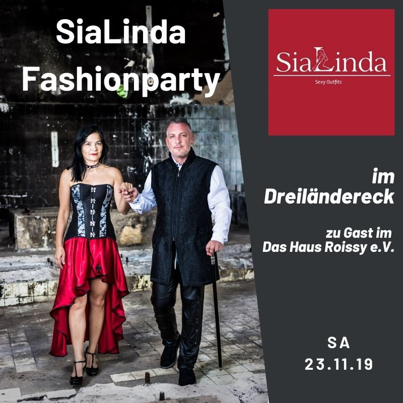 SiaLinda Fashionparty Dreiländereck
