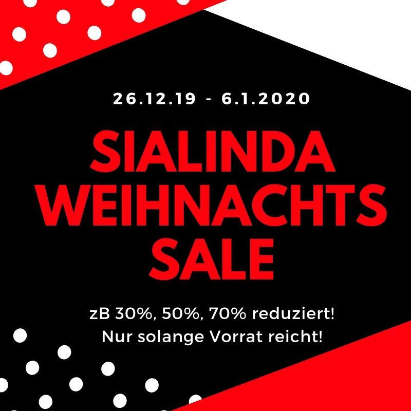SiaLinda Sale