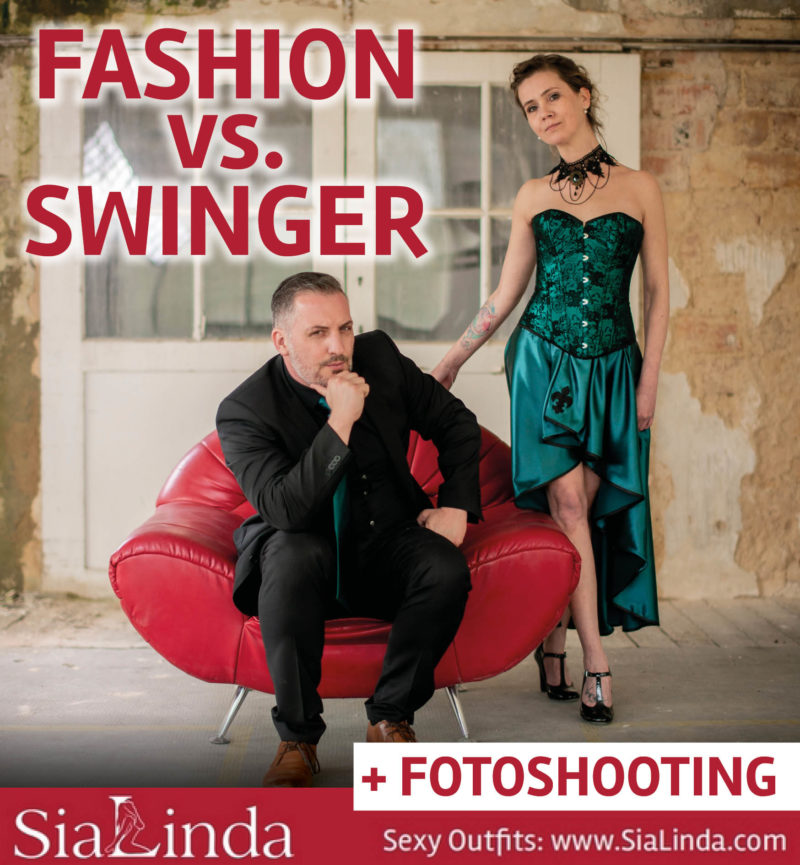 SiaLinda Fashion vs Swinger +Fotoshooting