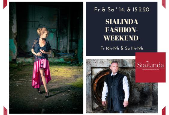 SiaLinda Fashionweekend Feb 2020