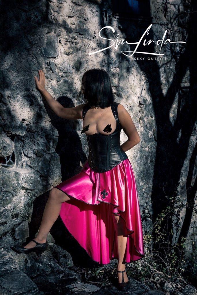 SiaLinda Unterbrustkorsett Zoya