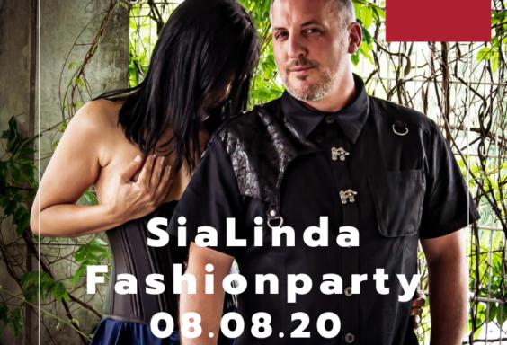SiaLinda Fashionparty 8.8.20