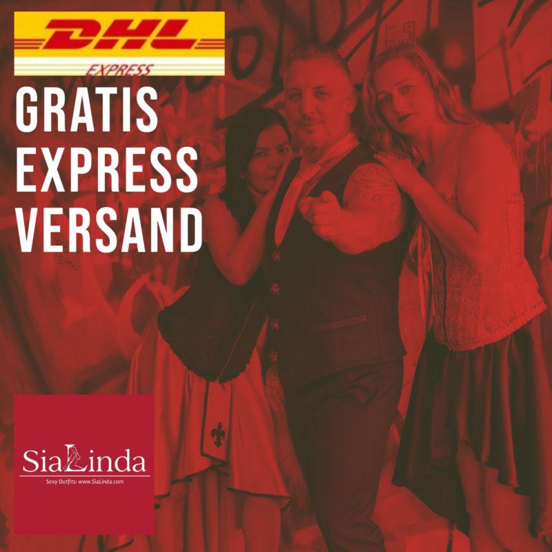 SiaLinda DHL Express