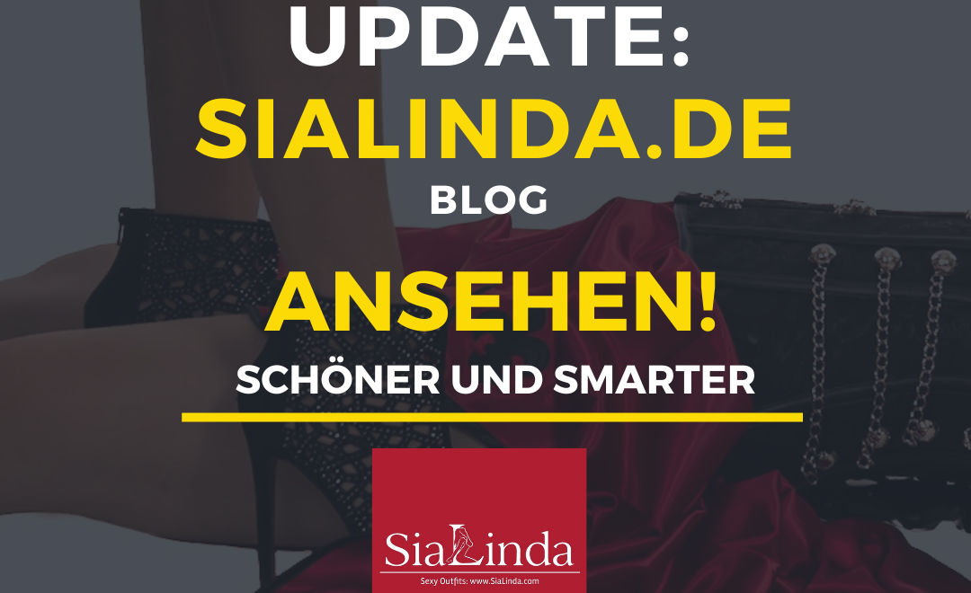 SiaLinda Blog Update