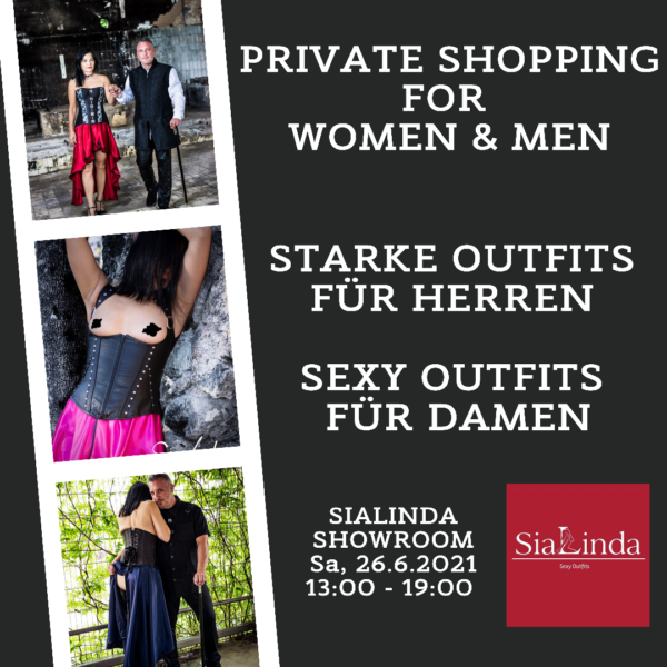 Private Shopping 26-6-2021