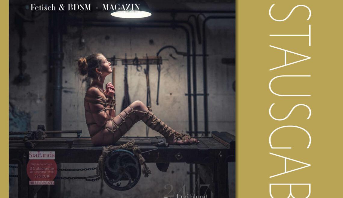 Sir M – Fetisch & BDSM Magazin