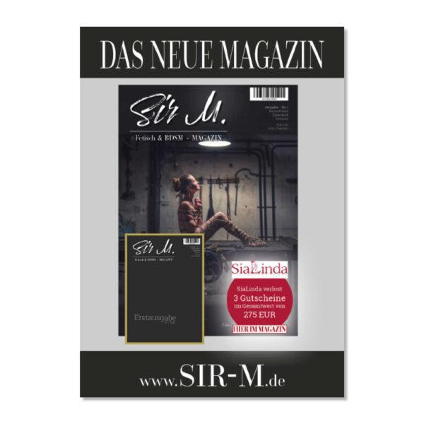 Sir M Magazin