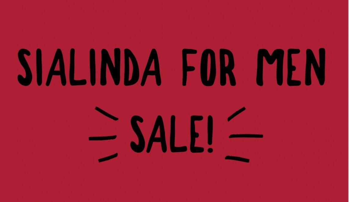 SALE: SiaLinda for Men