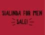 SiaLinda for Men: Sale!