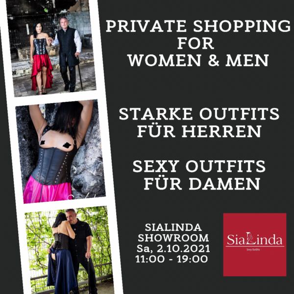 SiaLinda Private Shopping